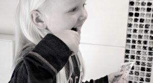 Children Brushing Habits