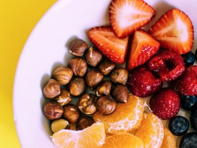 Strawberries Oranges Foods that Whiten Teeth