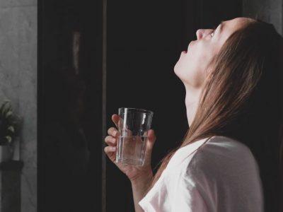Mistakes Made When Brushing - Rinsing